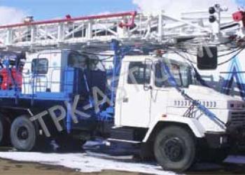 Агрегат подъемный для ремонта скважин АПРС-50 от Компании АВТОСПЕЦТЕХНИКА