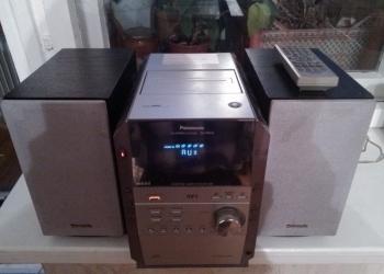 Музыкальный центр Panasonic SA-PM19 с NP3 продаю