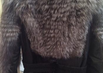 Продаю куртку из меха чернобурки