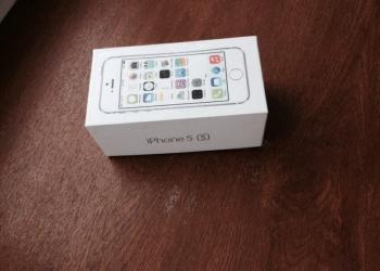 Продаю айфон 5s,стоимость 6000,32Gb,заказала по интернету не могу разобраться...