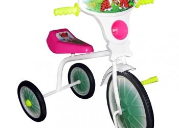 Детский трехколесный велосипед, пр-во Россия
