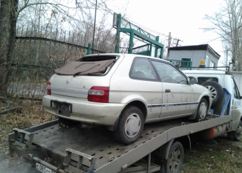 Разбирается - Toyota Corsa, 1998 г.в.