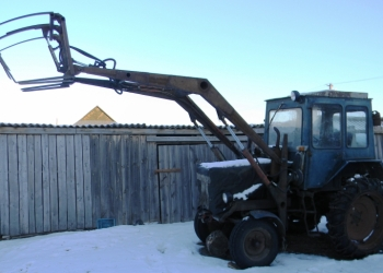 Продам трактор Т-25 с куном