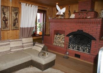 Дом жилой в пос. Манский
