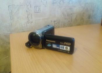 Видеокамера Panasonic HC-V500 в отличном состоянии