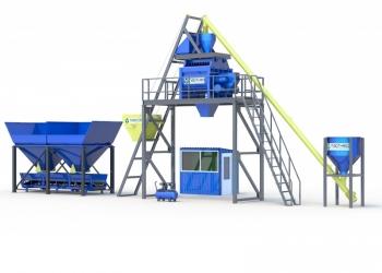 Асфальто-бетонные заводы