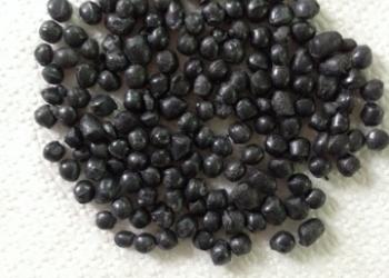 Продам АБС черный гранула вторичная