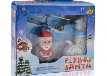 Подарок на Новый год (Летающий Санта)
