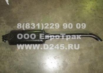 Глушитель длинный МТЗ 60-1205015-А2
