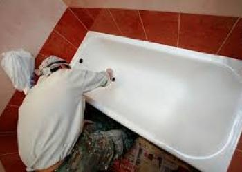 Реставрация ванн, эмалировка, вкладыши, наливной акрил. Гарантия качества.