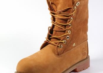 Непромокаемая теплая обувь Timberland: ноги не потеют и не мерзнут
