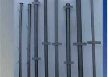 столбы металлические по низким ценам от производителя