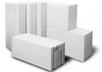 Газосиликатные блоки 2400 руб/куб