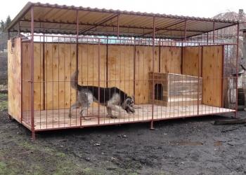 Вольеры для животных