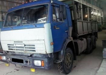 КамАЗ 5320, 1983 год