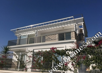 Новый дом в Турции, курорт Сиде