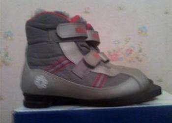 Продаю ботинки для беговых лыж детские Nordway