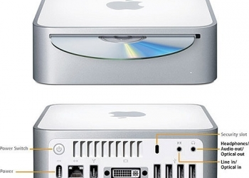 Apple Mac mini. Обмен