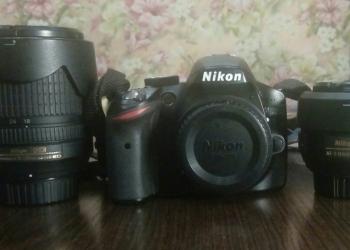 Nikon D3200 kit 18-105mm f/3.5-5.6 ; 35mm f/1.8G