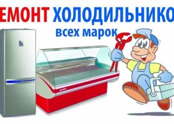 Ремонт холодильников на дому в день обращения