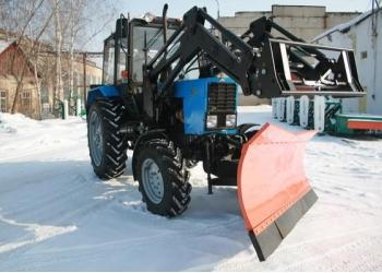 трактор МТЗ 82.1 2011 года