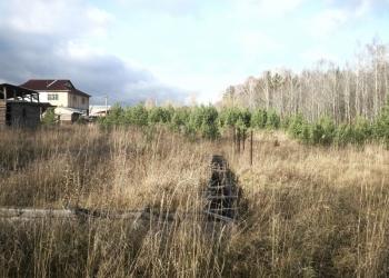 Продам земельный участок п. Емельяново