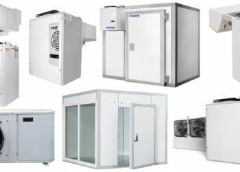 Холодильные камеры, моноблоки, сплит-ситемы