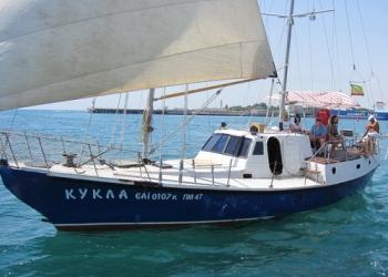Продам долю 50% в действующем бизнесе. Морской туризм. Крым.