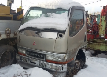 Кабина MITSUBISHI CANTER CUSTOM