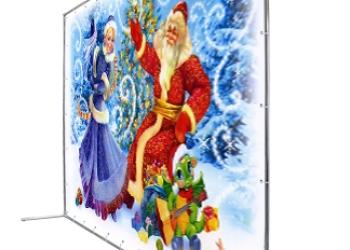 Пресс Волл - стенд создающий праздничное настроение, все размеры, доставка