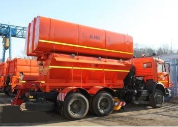ЭД-405Б на шасси КАМАЗ 65115-773081-42