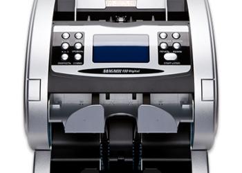 Мультивалютный Счетчик-сортировщик детектор банкнот Magner 150