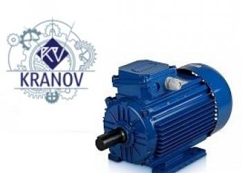 Электродвигатель общепромышленный АИР 200 M2 (37 кВт, 3000 об/мин)