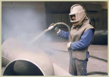Пескоструйная обработка металла недорого