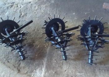 Продаем роторные рыхлители (ежи) для окучников