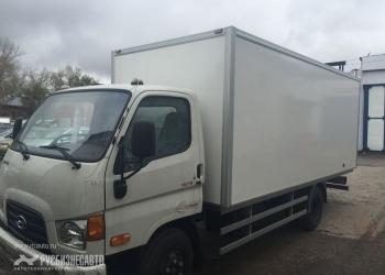 HD-78 STD+ABS + фургон сэндвич панели 60-80 мм (5.0*2.2*2.2) ЦТТМ