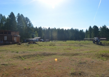 Продам 9,5 гектаров земли вблизи природного парка Ергаки