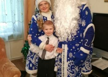 Дедушка Мороз и Снегурочка на дом в Костроме.