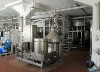 Сепаратор-сливкоотделитель ANDRITZ (Италия)
