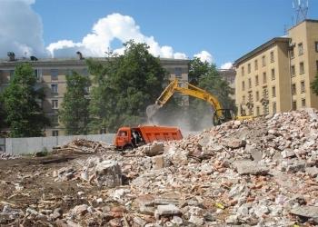 прием строительного мусора бесплатно