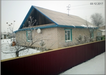 Дом 76 м2 благоустроенный, Алейский район, с.Урюпино