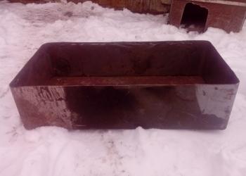 Ящик (ёмкость) стальной
