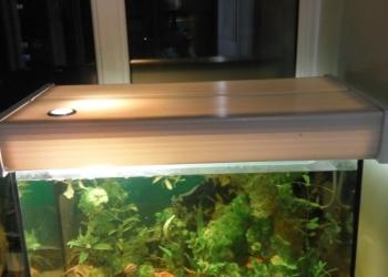 аквариум 70 и 50 литров.