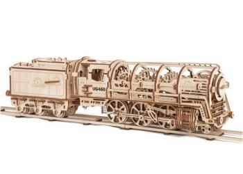 Ugears-механический 3D конструктор