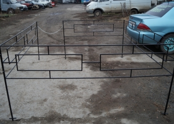 Продаю ритуальную ограду