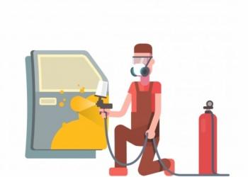 Покраска автомобиля, рихтовка, ремонт бамперов