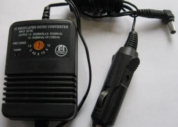 Преобразователь напряжения автомобильный FBC1200C 12 в