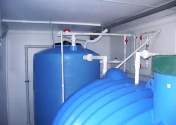 Модульные очистные сооружения сточных вод Бмос