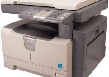 МФУ формата А3 , Toshiba 166, принт/копир/скан