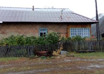 Дом 61 м2 в с. Тюнгур Усть-Коксинского района